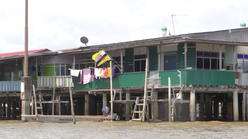 House on the river village, Bandar Seri Begawan, Brunei