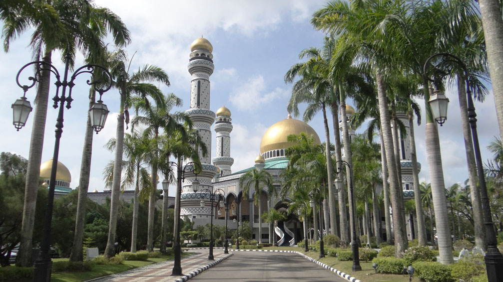 Another mosque, Bandar Seri Begawan, Brunei