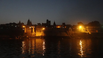 Varanasi, India: Kenneth Curtis blog