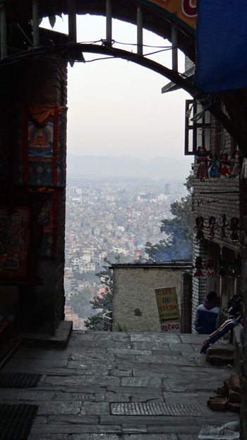 Kathmandu, Nepal Kenneth Curtis blog
