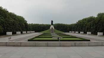 Soviet Memorial, Berlin 2010