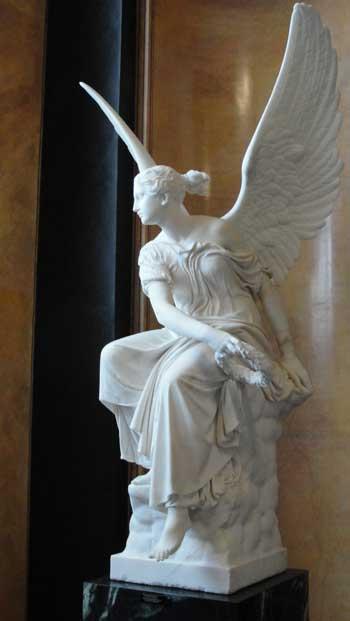 Marble Statue, Berlin 2010