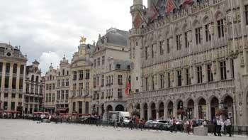 City Center, Brussels Ken Curtis 2010