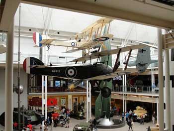 Imperial War Museum, London Ken Curtis