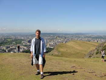 Vista, Edinburgh, Scotland Ken curtis' summer trip 2010