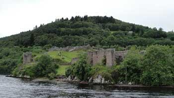 Loch Ness, Scotland. Kenneth Curtis' Summer 2010 vacation