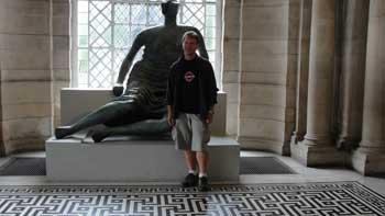 Ken Curtis, Tate Museum, London, England 2010