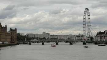 Queen's Walk, London England